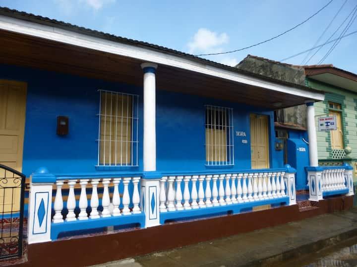 Casa Colonial Ykira Habitación 1