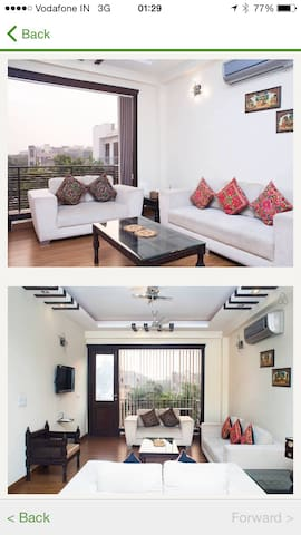 LUXURY 3 BED SERVICE APARTMENT Redleafapartments