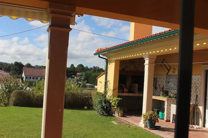 Individual house for 6 persons near Leiria/Fatima - Leiria