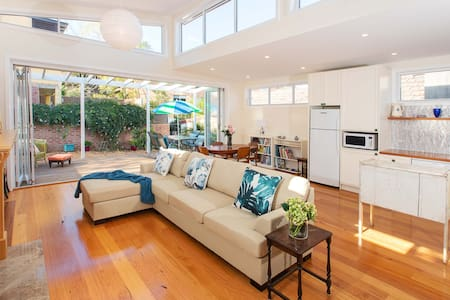 Bright Sunny Place, close to Airport & Inner West - Marrickville - House