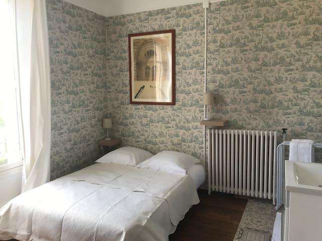 Chambre de Thomas