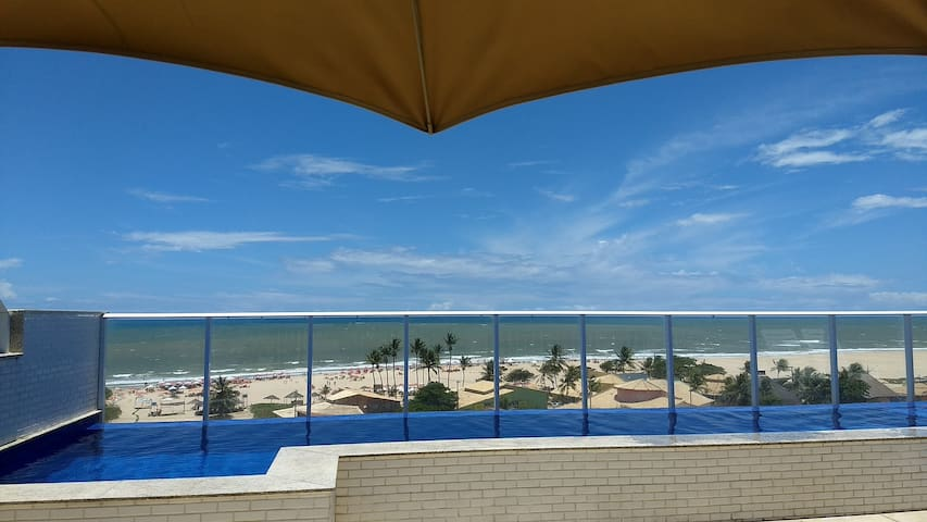 Excellent apartment a few meters to the beach