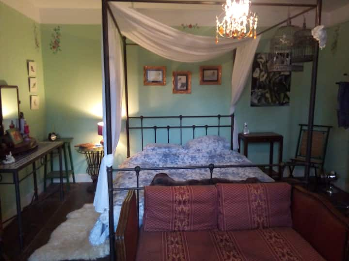 Chambre d'hotes in heart of Lussac les Chateaux