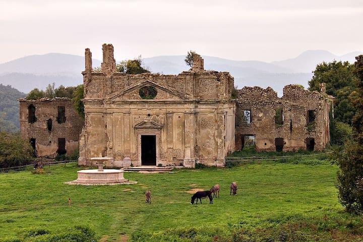 Strategico: Stigliano, Bracciano e Santa Severa