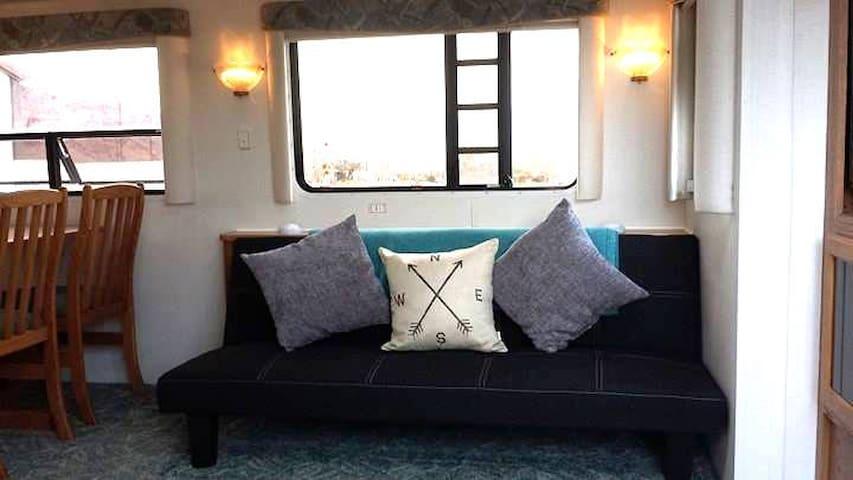 Red Rock Comfort Camper - Pet Friendly! - Moab - Camper