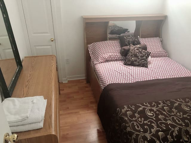 1 Bedroom suite 15 min from Airport. Close to MDA