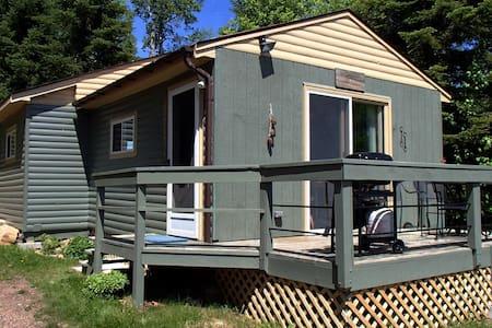Little Green Cabin on Devil Track - Grand Marais - Chatka