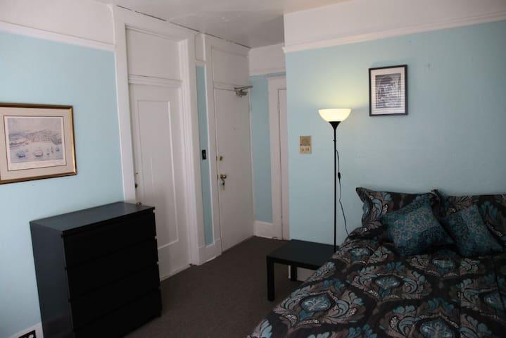 Residential hotel close to Union Square in DWTN SF - San Francisco - Apartament