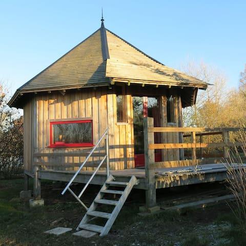 cabane kota à I.C.Art