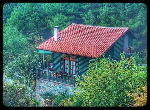 Çetmibaşı Ağlea Mountain House
