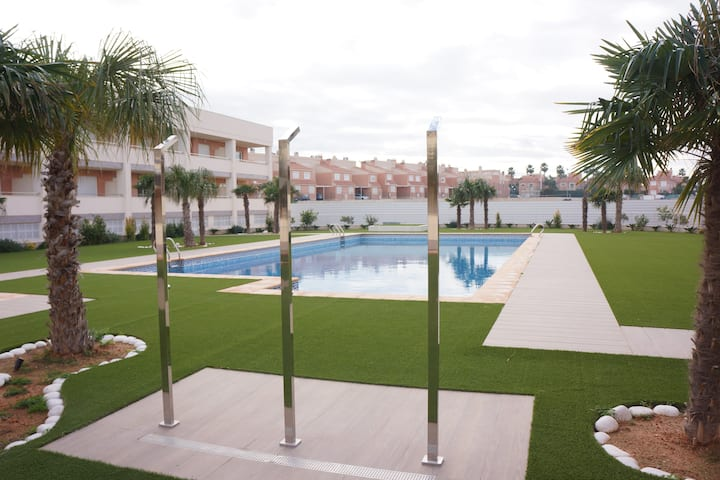 Luxurious apartment, Gran Alacant.