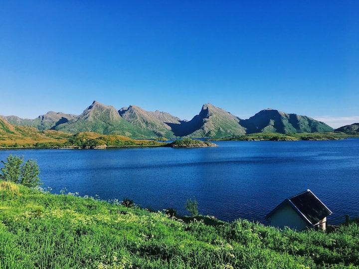 Barkestad Skole - Dyrøya