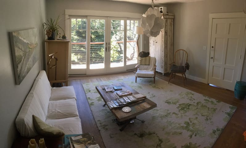 Sweet, sunny house in Mill Valley