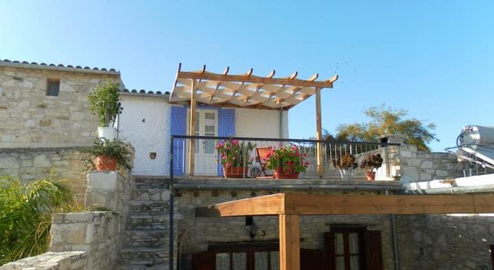 Michalis House, Skarinou