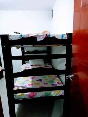 Apartamento nuevo en Villa Alejandra Curití