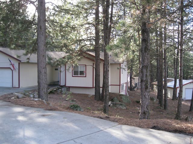 Private Basement Rental - Spokane Valley - Huis