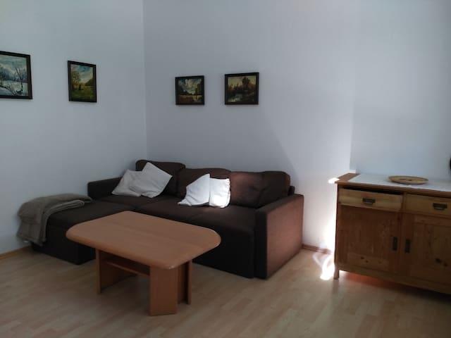 Helle Wohnung für 2-4 Personen