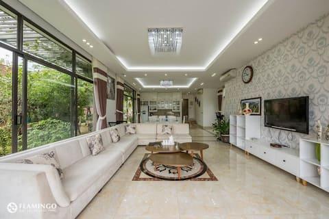 Flamingo Dai Lai Resort - Villa E10 Hoang Anh 3BR