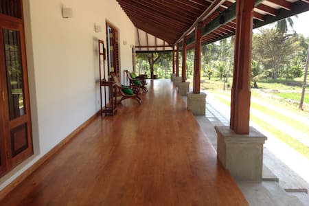 Luxury Boutique Villa-Double Room, Sri Lanka - Wadumunugedara