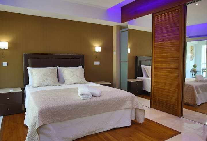 Luxury stay in the heart of Nicosia