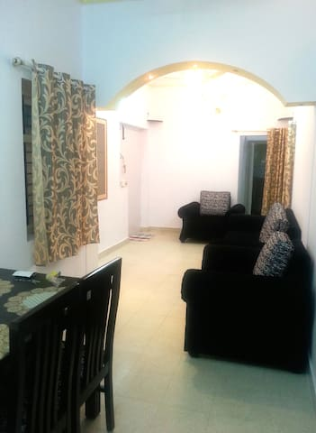 2.5 bedrooms entire home - Bengaluru - House