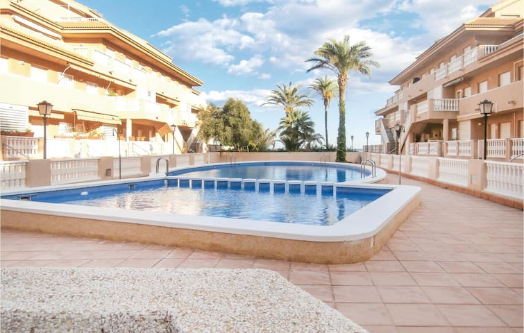 Holiday apartment with 3 bedrooms on 84m² in La Manga del Mar Menor