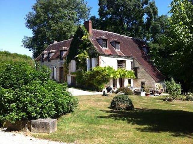 Moulin de Fourtin - Neuvy Sautour