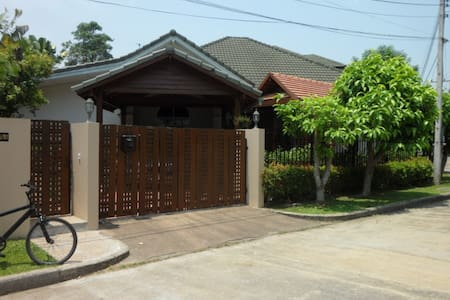 A comfortable western style home - Chiang Mai