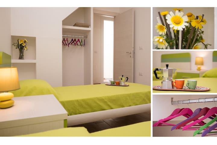 Appartamento NUOVO a 300 mt dalla spiaggia