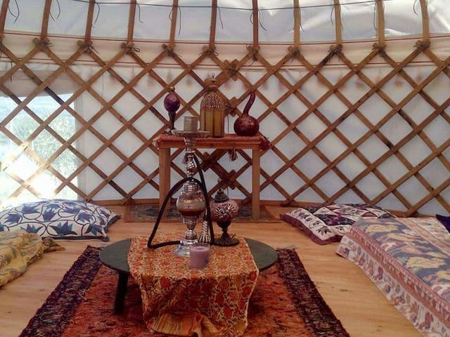 Traditional Yurt - Seydikemer