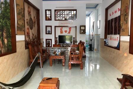 Riverside house at Mỹ Khánh