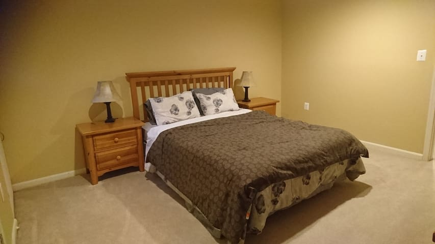 Private Bed, Bath, and Full Basement, Near Metro - Herndon - Haus