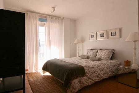 Private apartment for 3, 2 rooms 2 bathrooms.