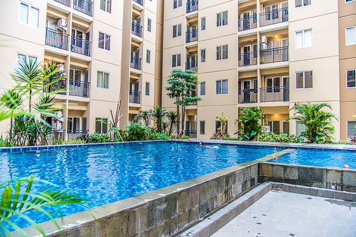 Sudirman suite apartment 2 bed room - Bandung - Wohnung