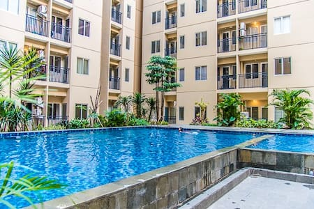 Sudirman suite apartment 2 bed room - Bandung