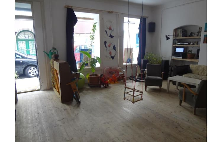 Living in the Studio - Wien - Apartment