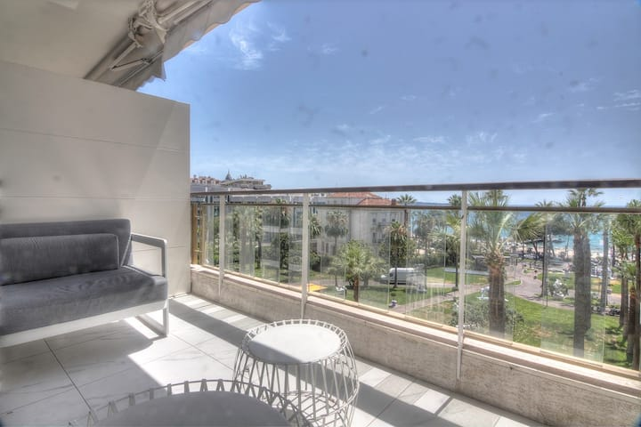 Superior 3 bedrooms - 1 min from Croisette -  5M78