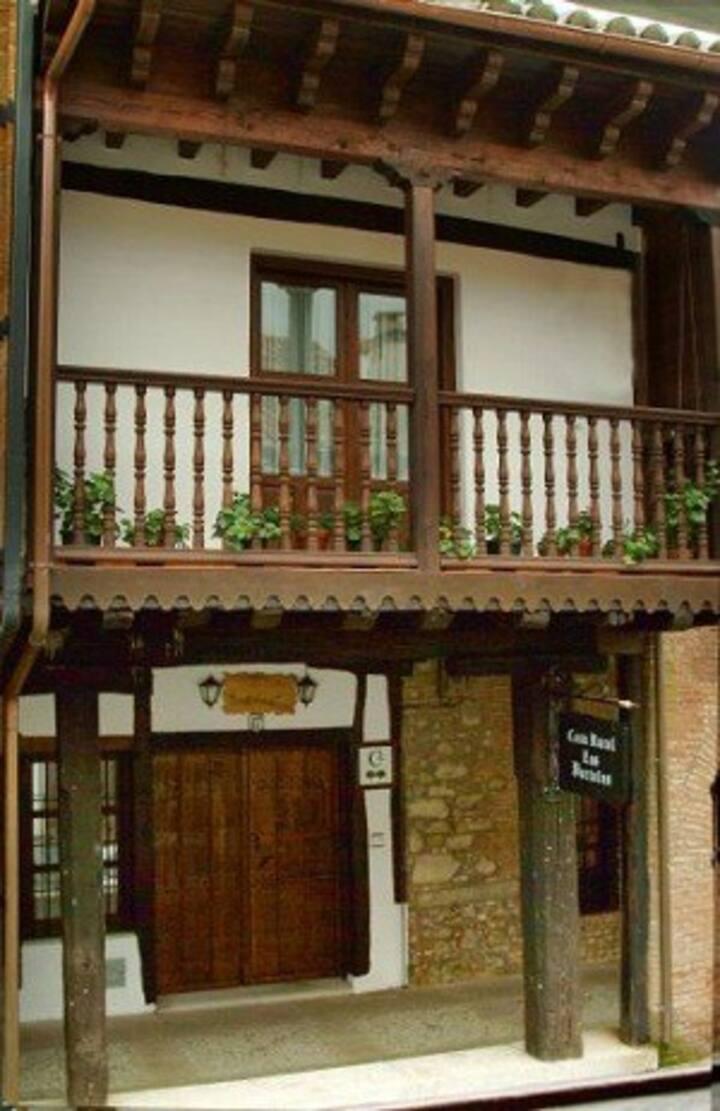 Casa rural Valle del Jerte LOS PORTALES