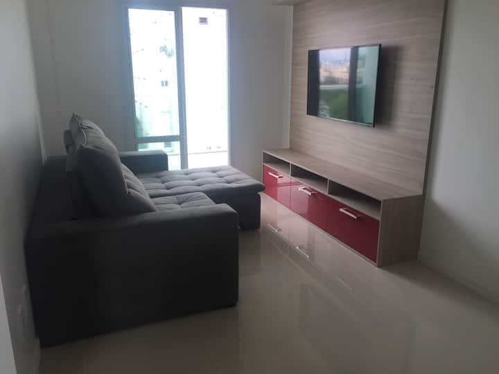 Apartamento Mobiliado em Campos Dos Goytacazes-RJ