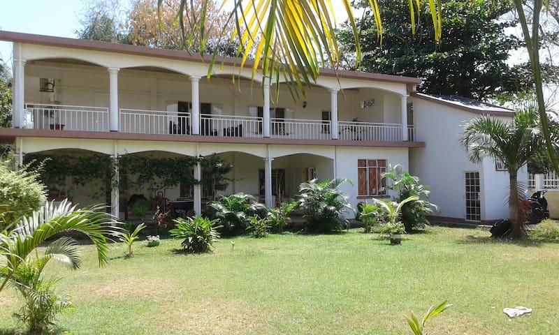 Villa des sables.