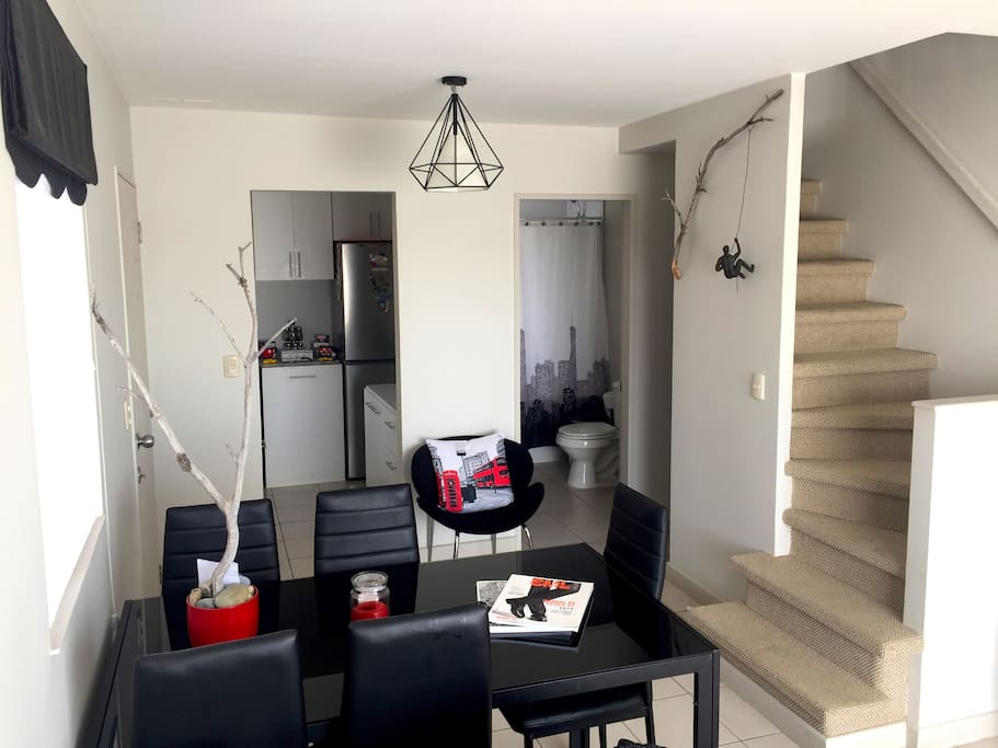 Habitaci n en casa nueva con estilo minimalista casas en for Casa nueva minimalista