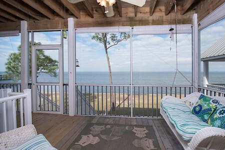 Spacious Bay Gardens Bay-Front Home - Rents Monthly All Year! - Gulf Shores - Σπίτι