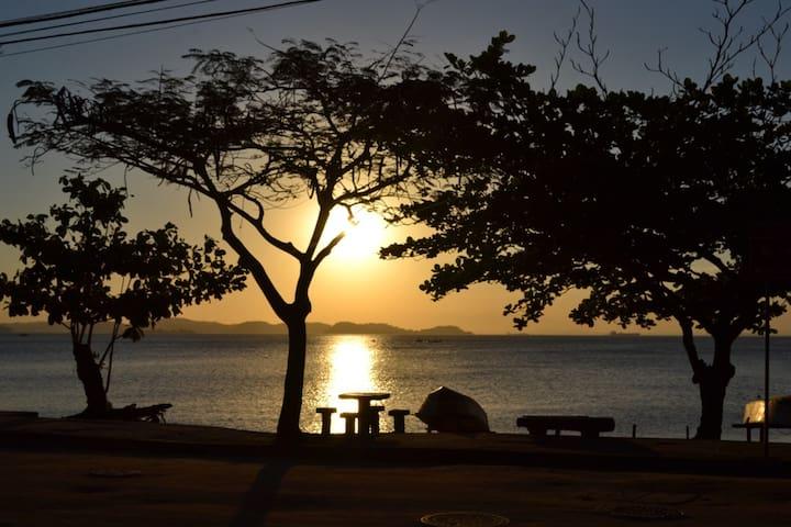 Quarto amplo e aconchegante na Ilha de Paquetá - Rio de Janeiro - Byt