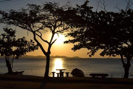 Quarto amplo e aconchegante na Ilha de Paquetá - Рио-де-Жанейро