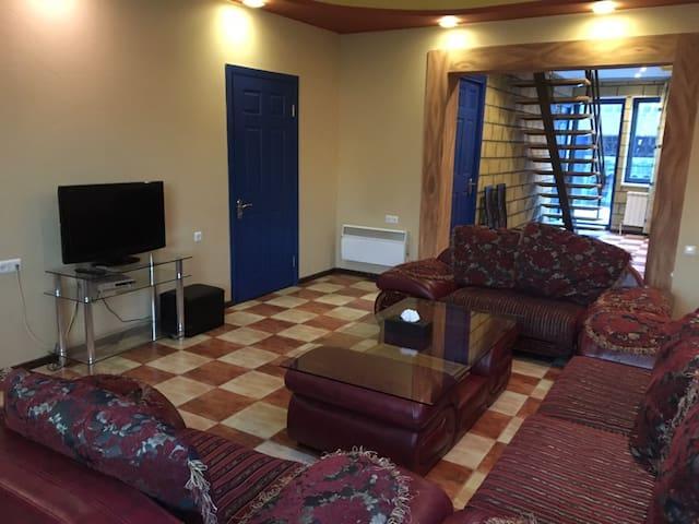Luxary villa in Tsaxkadzor - Tsaghkadzor - Villa