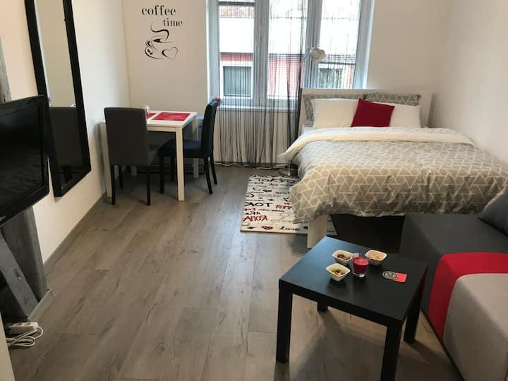m&m's amazing new apartment