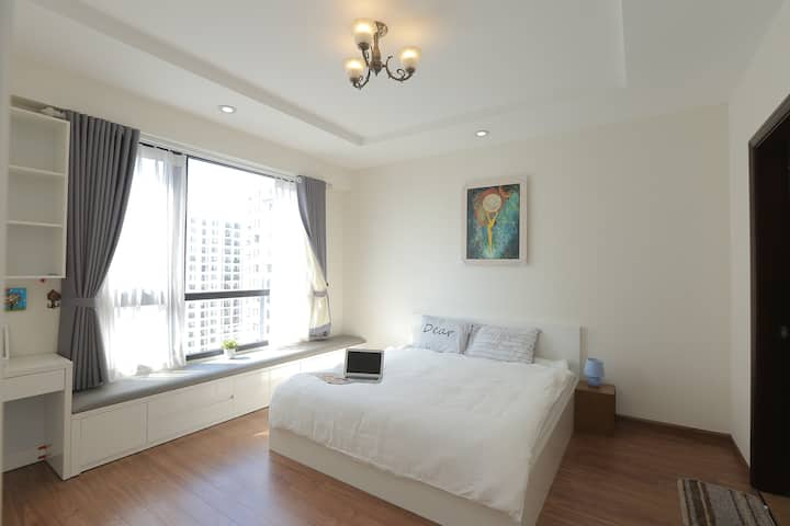 A 2Br Modern Apartment Times City - 10' To Center