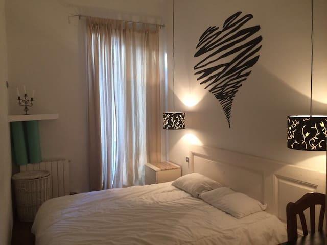 # Romántic room