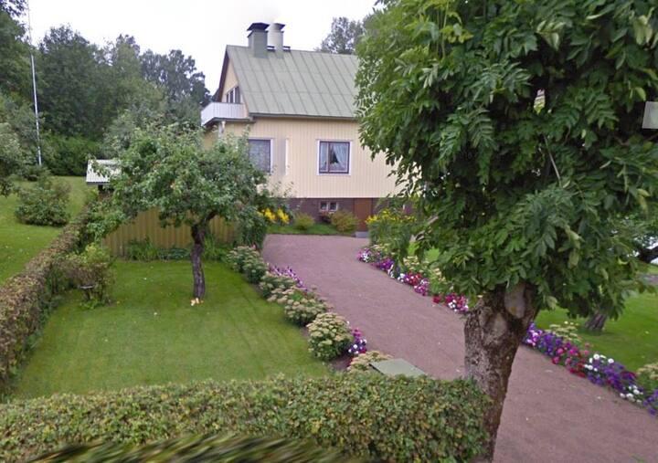 House central Parainen close to Archipelago trail