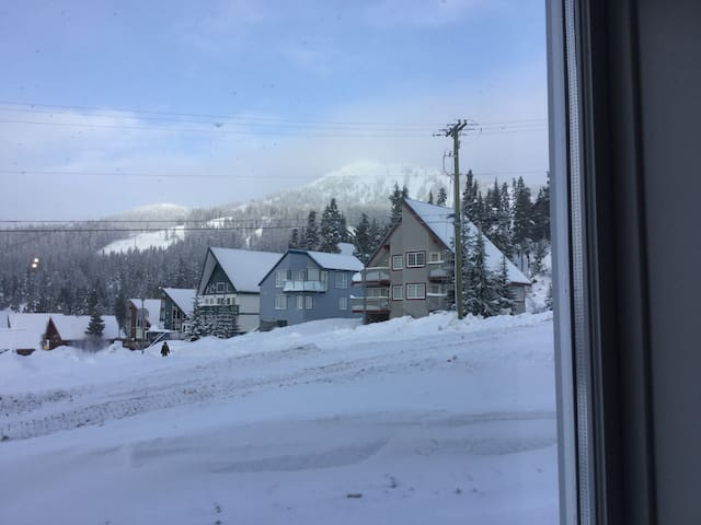 beautiful ski condo - Courtenay - Leilighet